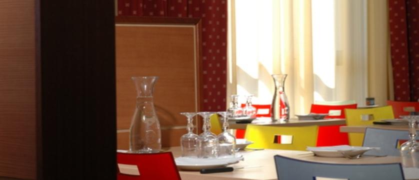 Montgenvre - village club restaurant